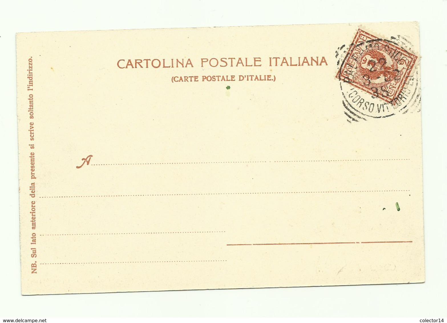 ITALIE COSTUMI SICILIANI    CARRETTO - Non Classificati