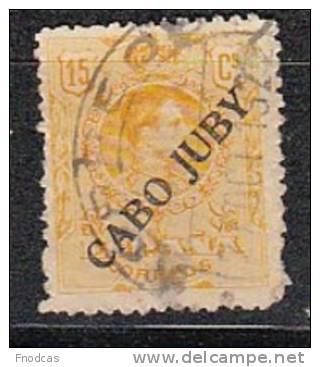 Cabo Juby  1919  Ed. 20A  Usado   ( El De La Foto) - Cabo Juby