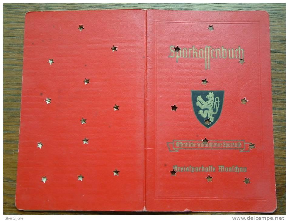 KREISSPARKASSENBUCH Nr. 5276 / Schwarz Wilhelm Roetgen (?) - 1972/73 ( For Details See Photo ) !! - Old Paper