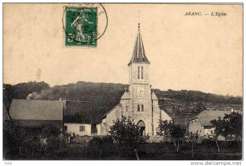 ARANC - L 'Eglise (54792) - Autres Communes
