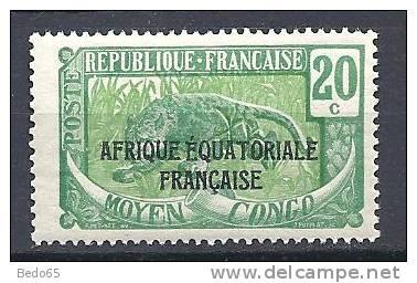 CONGO N° 94 NEUF** TTB - Französisch-Kongo (1891-1960)