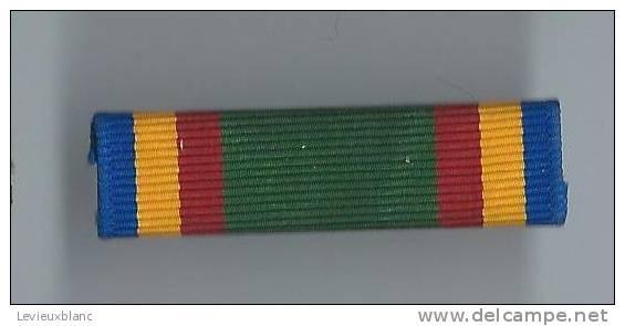 Barrette De Décoration/Origine à Identifier/ Vers 1980          BAR96 - Militaria