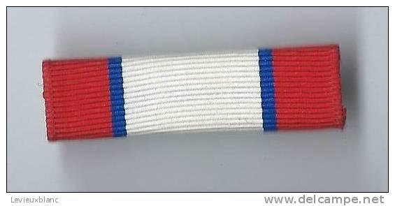 Barrette De Décoration/Origine à Identifier/ Vers 1980          BAR102 - Militaria