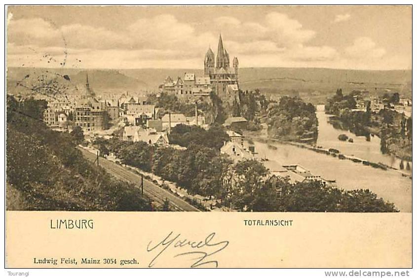 Avr13 128 : Limburg  -  Totalansicht - Limbourg