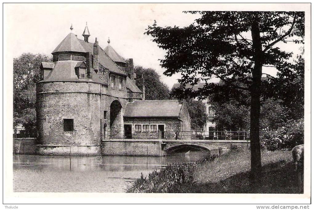 Publicité-Chocolat Martougin-Brugge (Bruges)-Oostendepoort (Porte D´Ostende) - Werbepostkarten