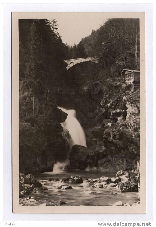 Postcard - Vintgar, Vindgar    (9819) - Slovenië