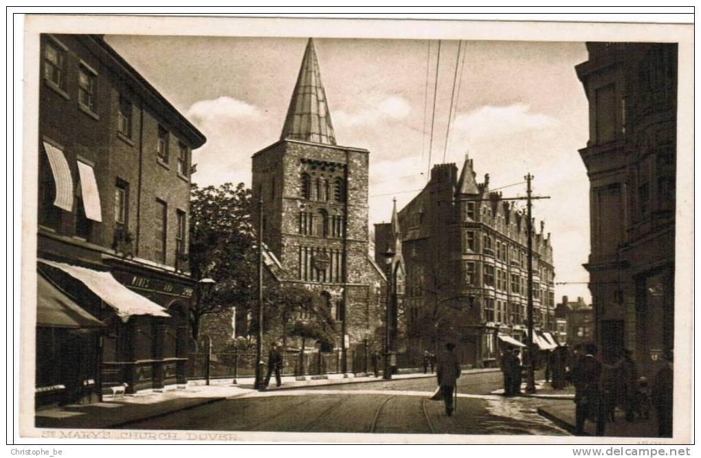 Dover St Mary's Church (pk11797) - Dover