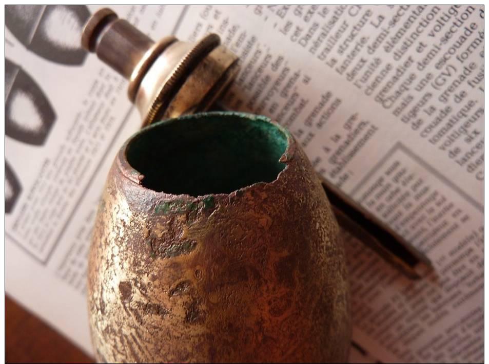 Grenade Suffocante 1914 Neutra ! - 1914-18