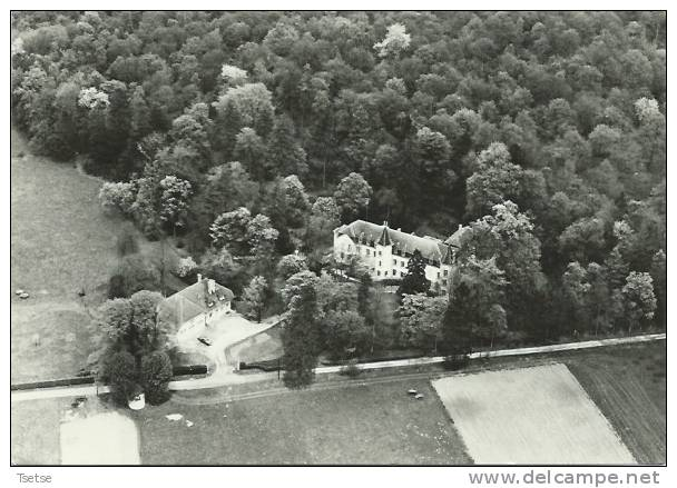 Leernes - Home Emile Croquet - Vue Aérienne - Fontaine-l'Evêque