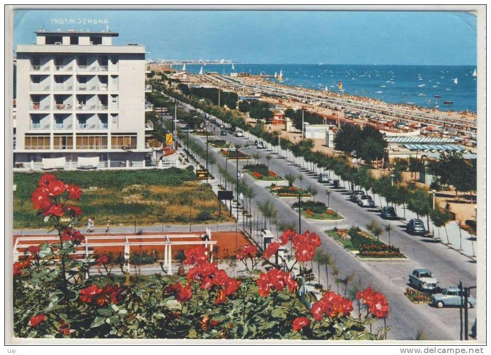 RICCIONE - Riviera Adriatica - Ca 1960 - Rimini