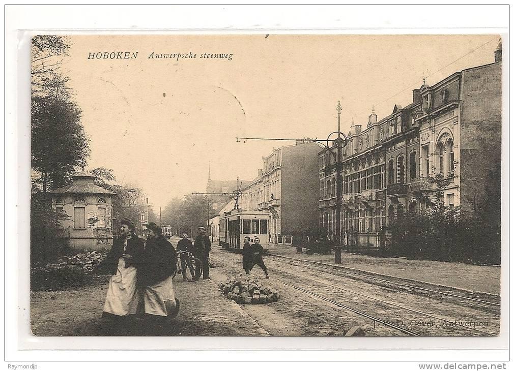 Hoboken -Antwerpse Steenweg - Antwerpen