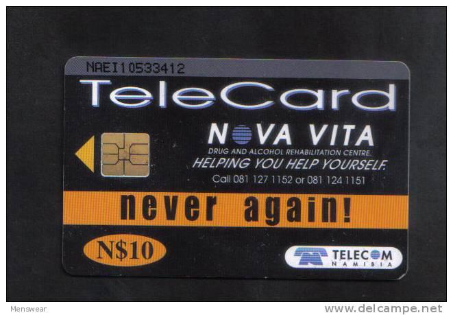 NAMBIA  - RARE  CHIP PHONECARD - Namibia