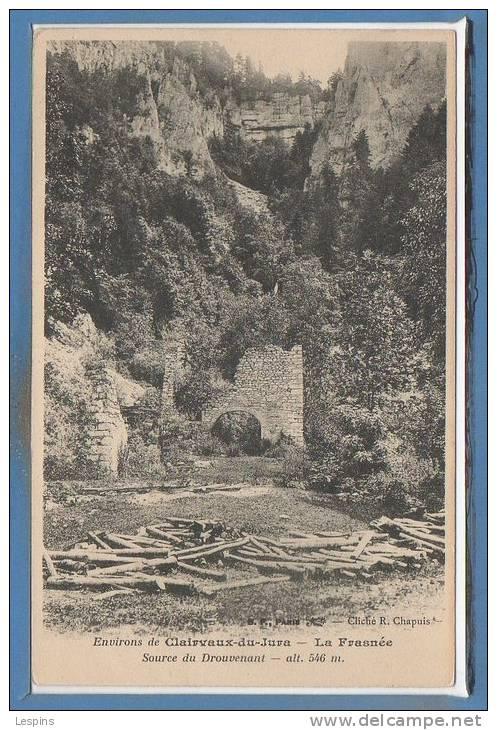 39 - CLAIRVAUX --  Environ - La FRASNEE - Source Du Drouvenant - Clairvaux Les Lacs
