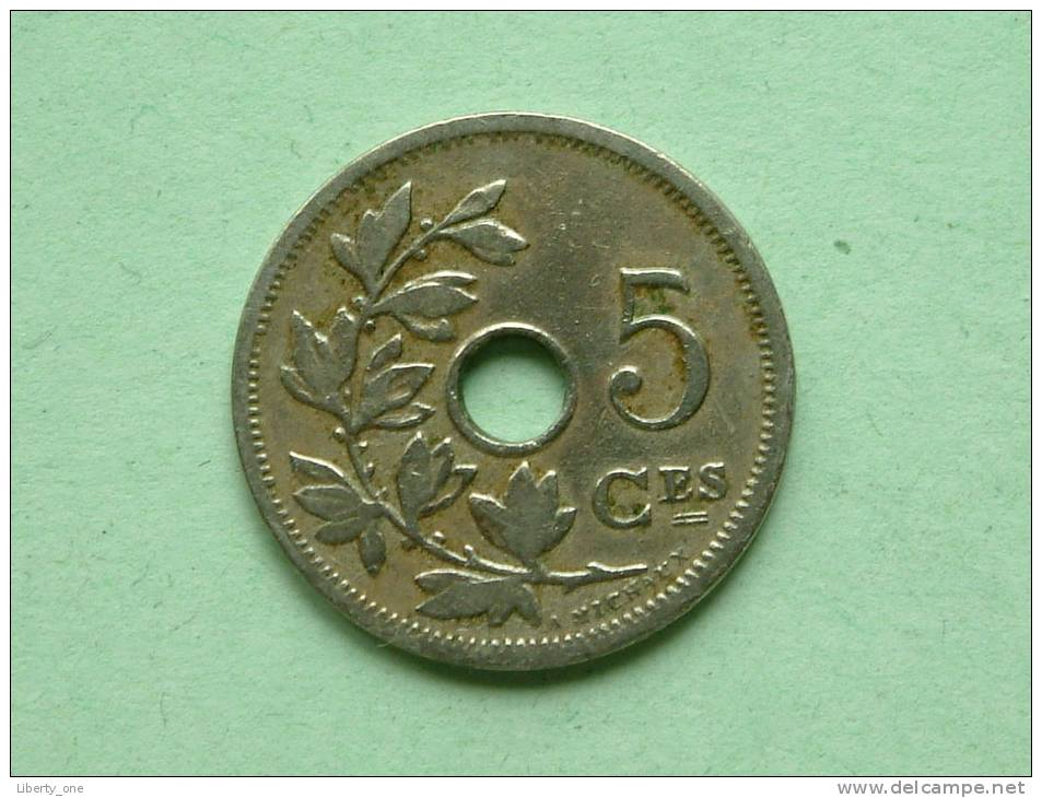 1907 FR - 5 CENT - Morin 279 ( For Grade, Please See Photo ) ! - 03. 5 Centimes