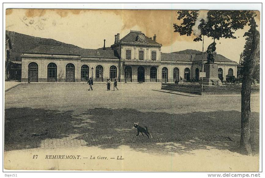 1 CPA Remiremont - Remiremont