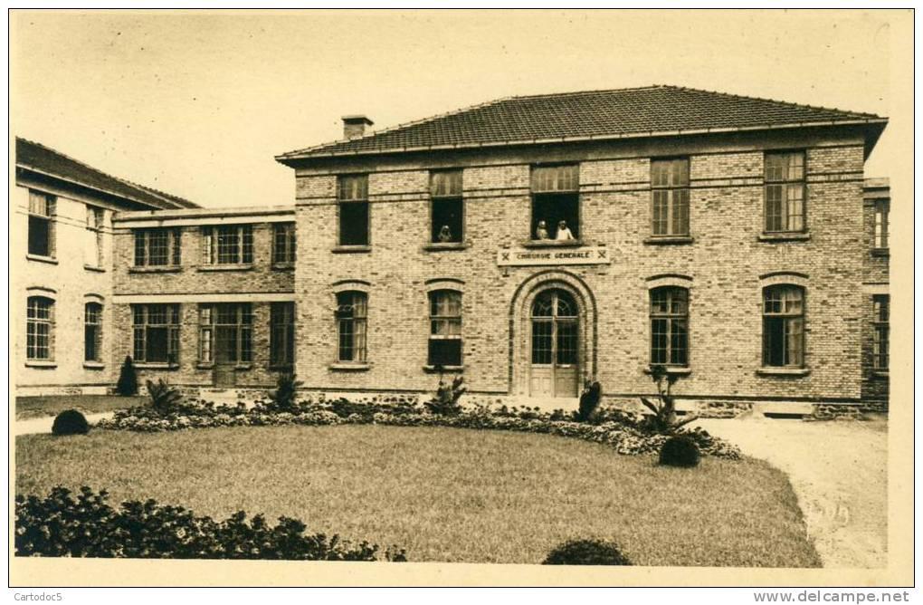 Argenteuil  Hôpital Général  Pavillon De La Chirurgie Générale  Cpsm Format Cpa - Argenteuil