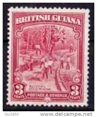 Britisch Guyana Mi.Nr. 158 A (*) (# 1-41) - British Guiana (...-1966)