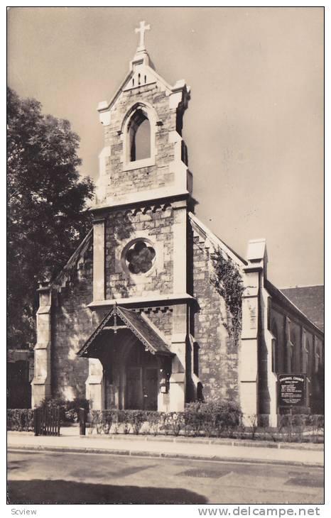 RP: The American Church , Geneva , Switzerland , 30-40s - GE Ginevra