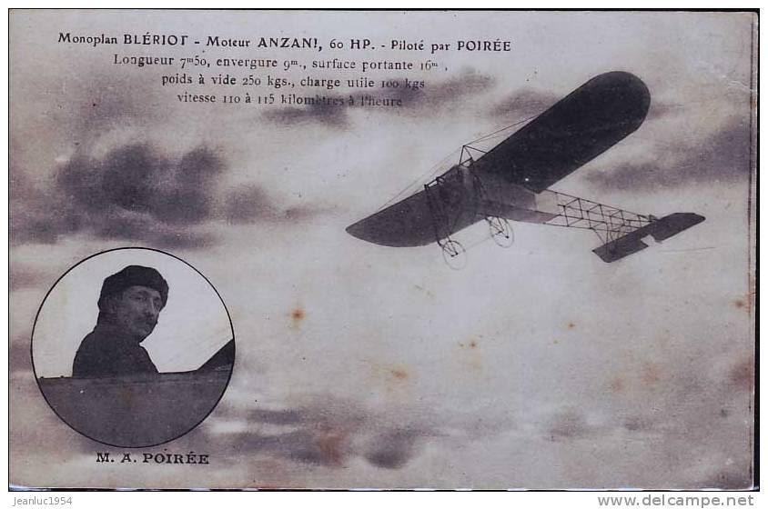 POIREE - Aviateurs