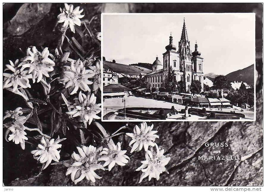 Österreich, Mariazell, Kirche,.gelaufen Nein - Österreich