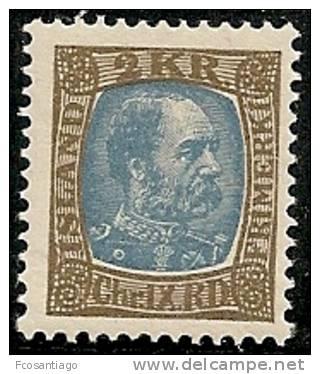 ISLANDIA 1902/04 - Yvert #45 - MNH ** - 1873-1918 Dependencia Danesa