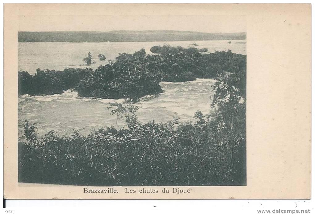 CONGO - BRAZZAVILLE - Les Chutes Du Djoué - Brazzaville