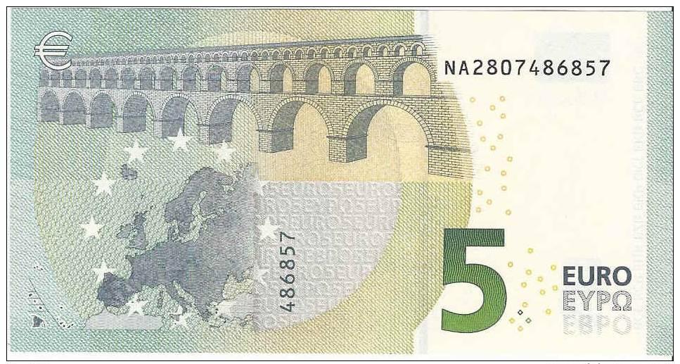 tor 5 euro schein