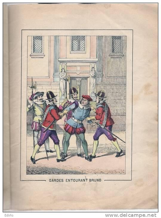 IMAGERIE D´EPINAL - Histoire Complète Le Panier De Pêches - Paysan De Nerac Et Roi Henri IV - Livres, BD, Revues
