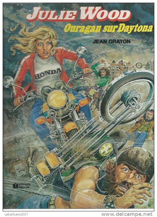 Julie Wood Comics Julie Wood Ouragan Sur