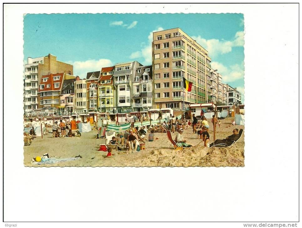 Westende Strand En Dijk - Westende