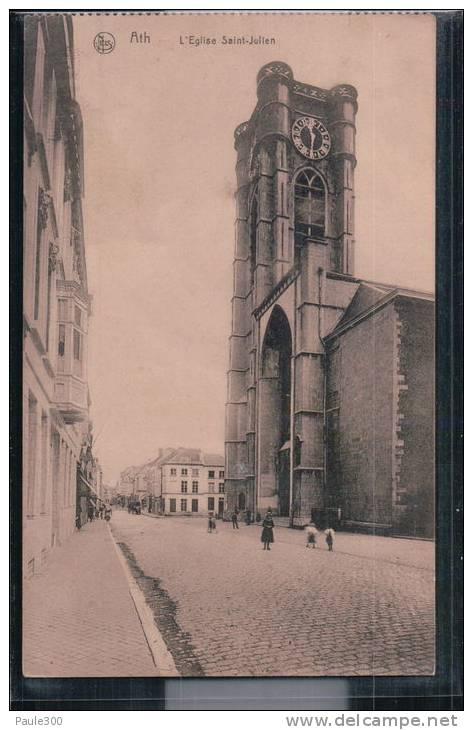 Ath - L`Eglise Saint Julien - Ath