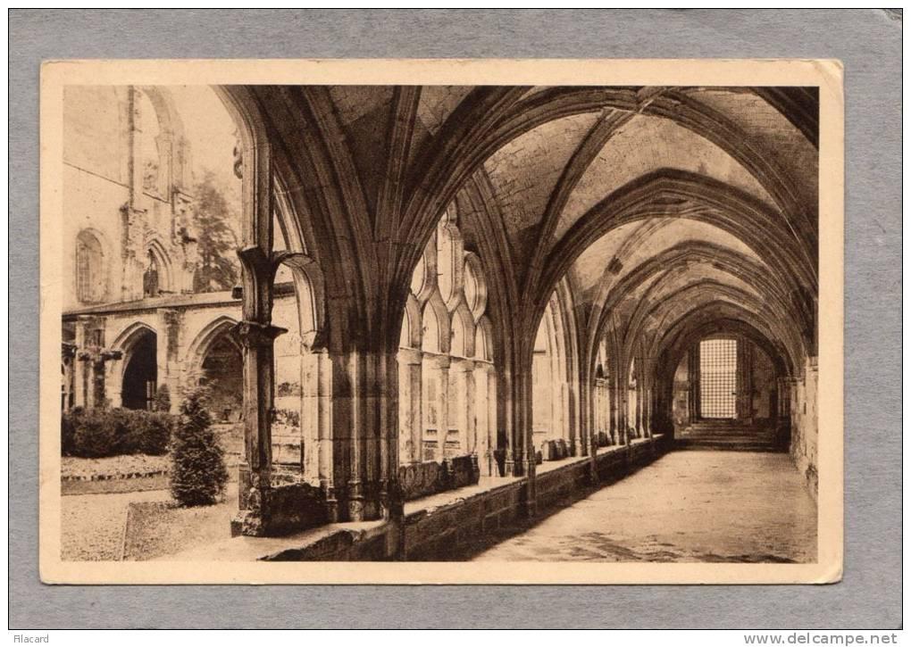 39120    Francia,  Abbaye  De  Saint-Wandrille  -  Le  Cloitre,  NV - Saint-Wandrille-Rançon