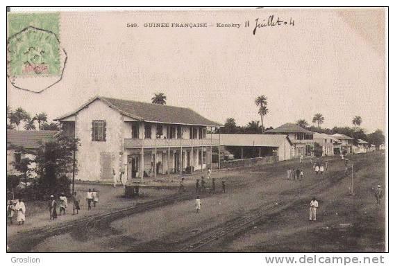 GUINEE FRANCAISE 549 KONAKRY  1904 - Guinée Française