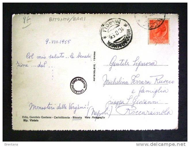 PUGLIA -BARI -BITONTO -F.G. LOTTO N°291 - Bari