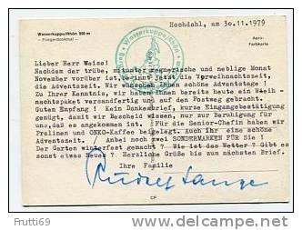 GERMANY - AK 155744 Wasserkuppe / Rhön 950 M - Fliegerdenkmal - Sonstige