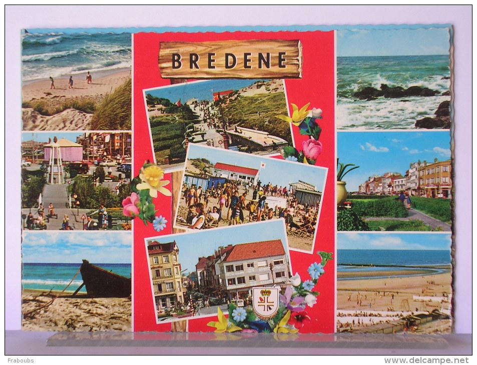 BELGIQUE - BREDENE - 1966 - Bredene