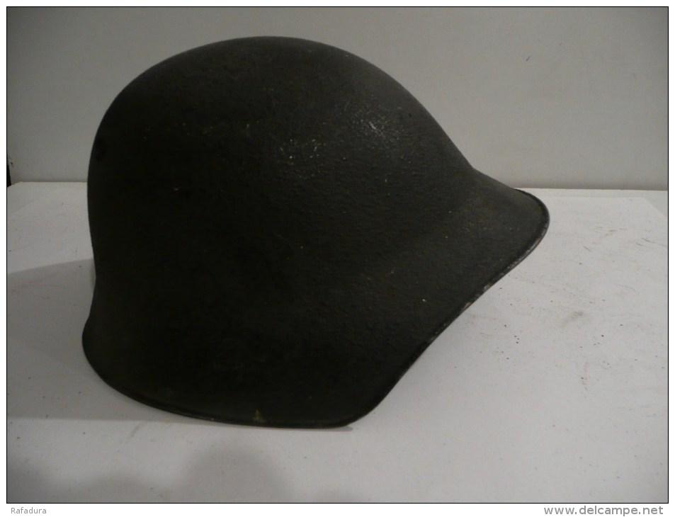 Casque Suisse Modèle 1918 ( Helmet Casco ) - Casques & Coiffures