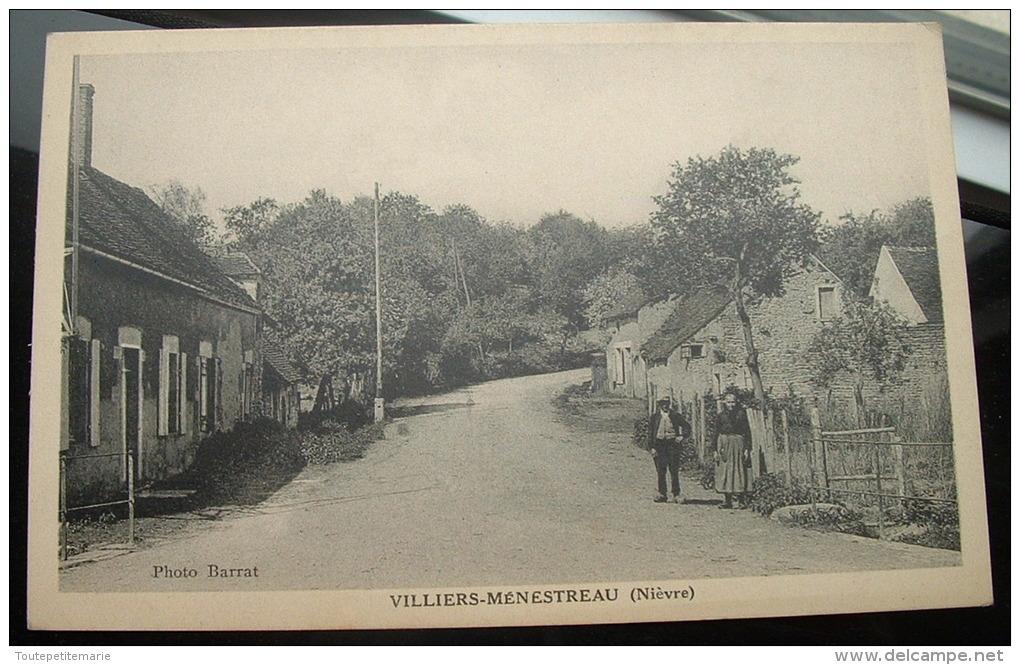 Villiers Menestreau - Autres Communes
