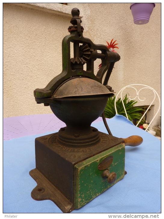 Moulin a cafe de comptoir epicier peugeot freres n 1a valentigney doubs - Moulin a cafe de comptoir ...