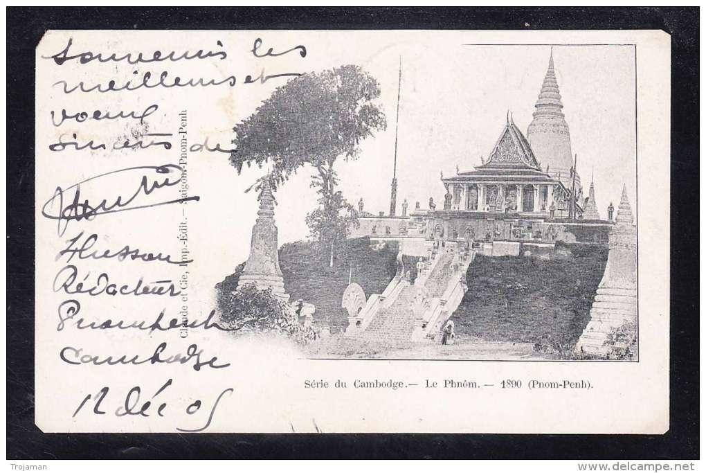 CB-04 LA PHNOM 1890 - Cambodia