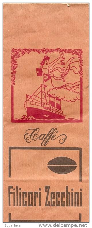M-BUSTA PER IL CAFFE FILICORI ZECCHINI-ANNI 60-70-PERFETTA - Tovaglioli Bar-caffè-ristoranti