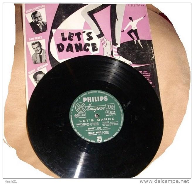 -   Disque De Jazz  - 33 Tours L.P. - Let' S Dance - - Jazz