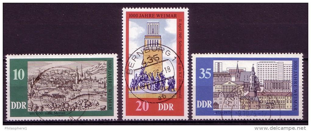 DDR Nr.2086/8    O Used   (11786)  (Jahr:1975) - Gebraucht
