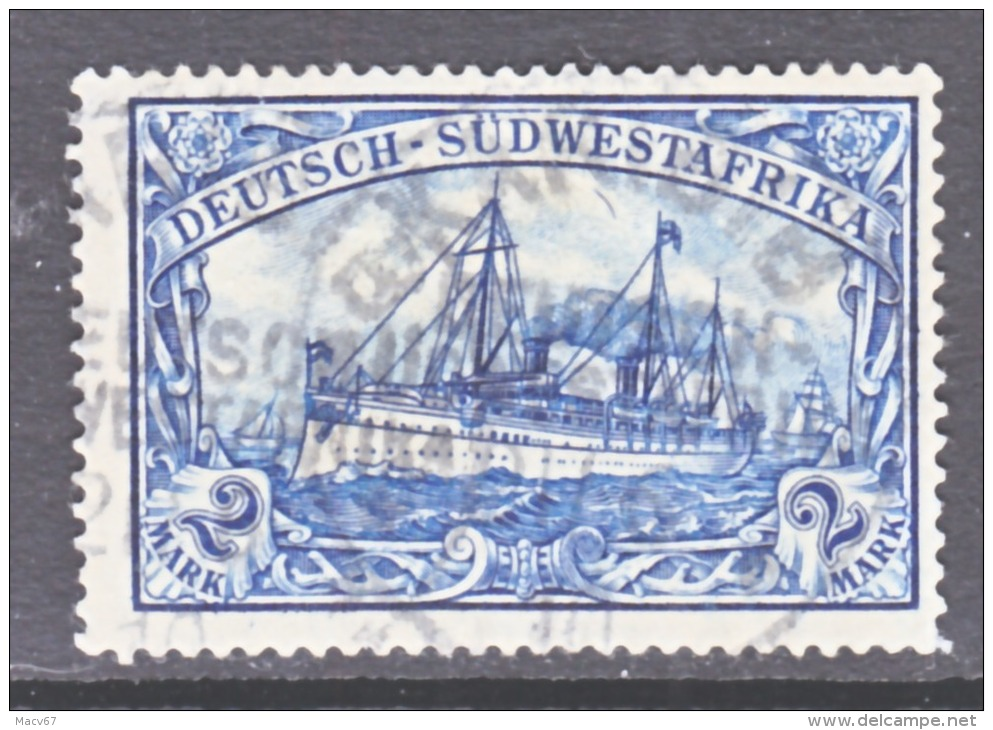 Germany  South West Africa  23  (o) - Colony: German South West Africa