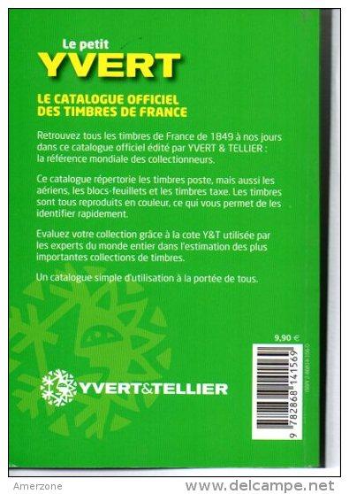 LIQUIDATION...YVERT PETIT CATALOGUE DE 2006  SUR TOUS LES TIMBRES DE FRANCE  NEUF - Livres, BD, Revues
