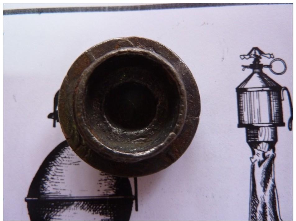 Grenade Poire P1 Ww1 Neutra ! - 1914-18