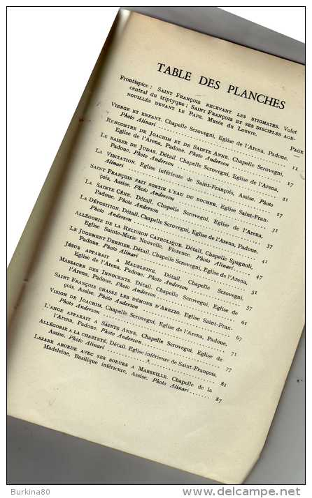 Yves Farge: Giotto Devant Son Peuple, Illustré De 17 Planches - 93 Pages - 1948 - Art