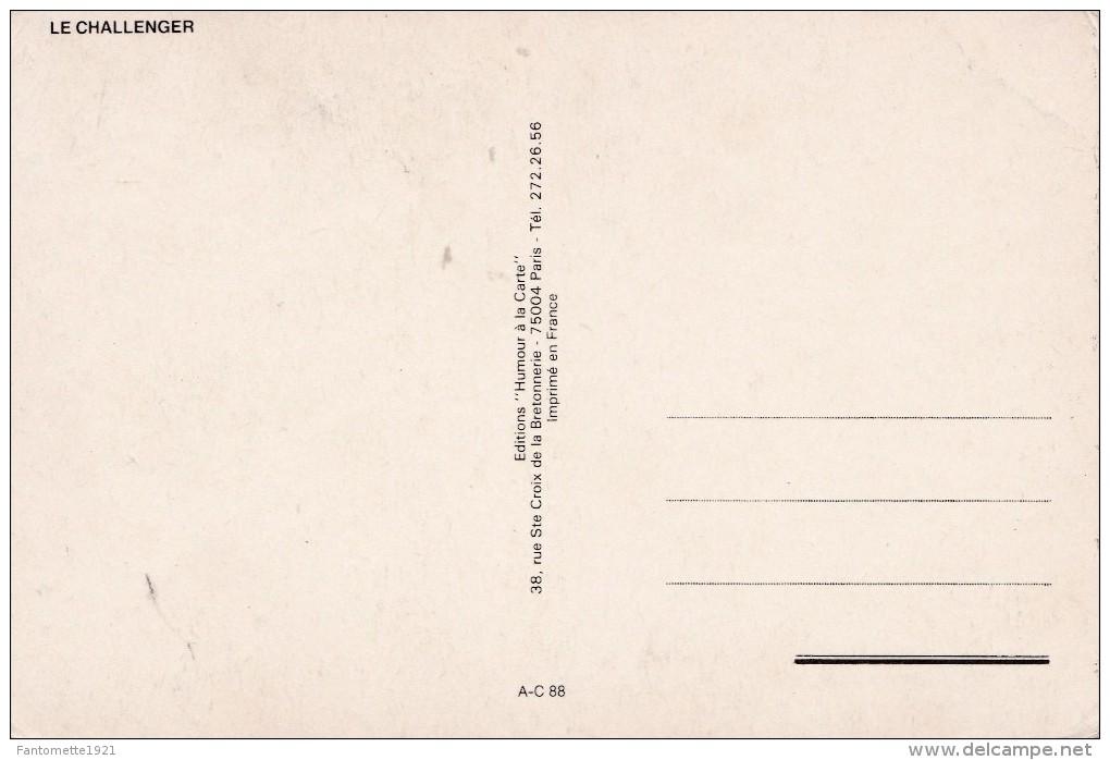 MATT DILLON LE CHALLENGER.(dil137) - Affiches Sur Carte