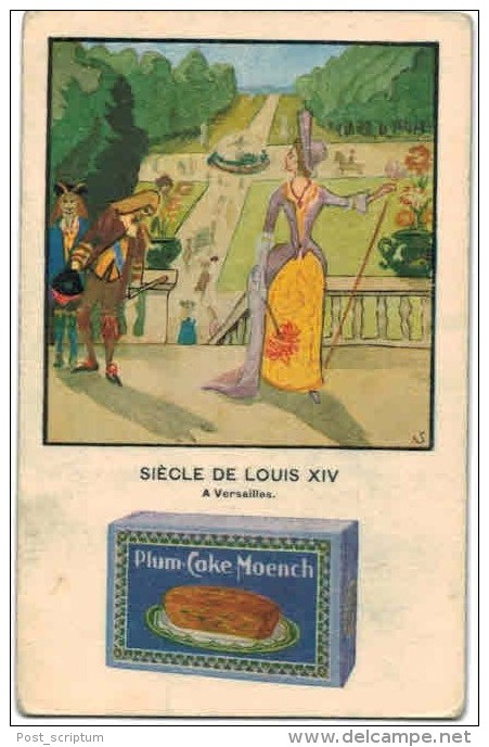 Autres Collections -   Cartes à Jouer - Pub - Alsa - Marque Alsacienne - Thème Historique - INCOMPLET - 28 Cartes - Cartes à Jouer