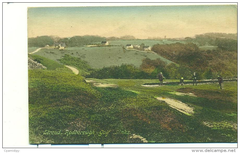 GOLF/ Stroud, Rodborough Golf Links (COULEUR) - Unclassified